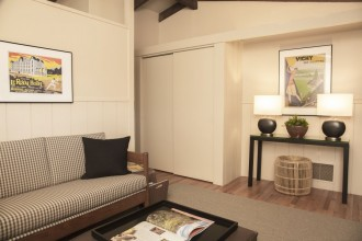 Renovated rooms and suites